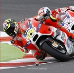 DUCATI 2015 Official Yearbook
