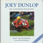 Joey DUNLOP His authorised biography