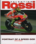 Valentino ROSSI portrait of a speed god